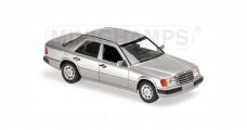 Mercedes 230E 1991 Silver 1:43 Minichamps 940037000