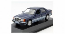 Mercedes 230E 1991 Blue 1:43 Minichamps 940037001