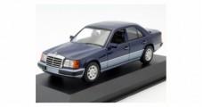 Mercedes 230E 1991 Blue 1:43 Minichamps 940037001