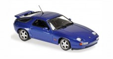 Porsche 928 GTS 1991Dark Blue Metallic 1:43 Minichamps 940068101