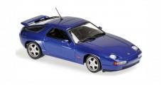 Porsche 928 GTS 1991Dark Blue Metallic 1:43 Minichamps 940068101