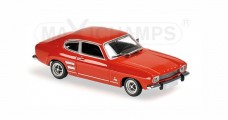 Ford Capri I Year 1969 Red 1:43 Minichamps 940085500