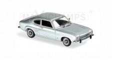 Ford Capri I Baujahr 1969 Hellblau Metallic 1:43 Minichamps 940085501