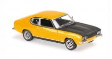 Ford Capri RS 1969 Yellow 1:43 Minichamps 940085800