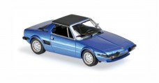 Fiat X1/9 Year 1974 blue 1:43 Minichamps 940121661