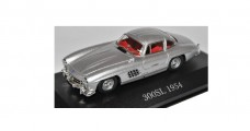 Mercedes 300SL Silver 1954 1:43 Minichamps B66041017