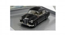 Mercedes-Benz 180 60 Jahre Ponton 60 Years Tobacco Brown 1:43 Minichamps B66041025