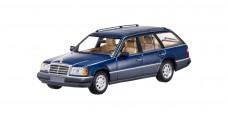 Mercedes Benz 300TE Blue 1:43 Minichamps B66041029