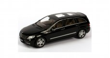 Mercedes R Class 2010 Black 1:43 Minichamps B66960056