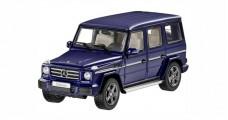 Mercedes-Benz G-Class W463 Blue 1:43 Minichamps B66961009