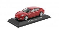 Porsche Panamera GTS 2009 Red  1:43 Minichamps WAP0200230C