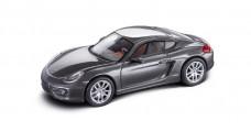 Porsche Cayman Grey Metallic 1:43 Minichamps WAP0200300D