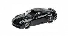 Porsche 911 992 Turbo S Schwarz-Metalic 2020 Minichamps 1:18 WAP02117B0L002