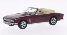 Jensen Interceptor SIII Convertible RHD Red Metallic 1:43 NEO 43399