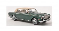 Rolls Royce Silver Shadow RHD 1974 Green 1:43 Neo 44177