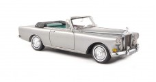 Rolls Royce Silver Cloud III Convertible 1965 Silver 1:43 Resin Neo 44195