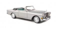 Rolls Royce Silver Cloud III Convertible 1965 Silver 1:43 Resin Neo 44195