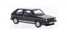 VW Golf MkI GTi Black Resin Model 1:43 Neo 45555