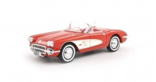 Chevrolet Corvette C1 Convertible Red 1:43 Neo 45995