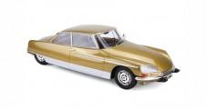 Citroen DS21 Chapron Le Leman 1968 Gold 1:18 Norev 18004B