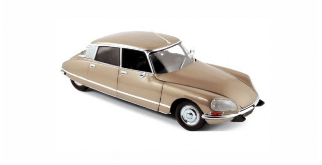 1:18 Norev Citroen DS23 Pallas black NEW bei PREMIUM-MODELCARS