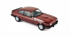 Ford Capri 2.8i 1982 Red 1:18 Norev 182717