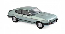 Ford Capri Mk.III 2.8 Injection 1982 Green 1:18 Norev 182719