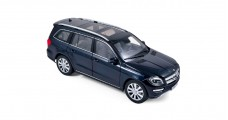 Mercedes-Benz GL500 Blue 2012 1:18 Norev 183485