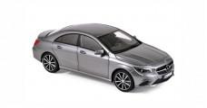 Mercedes-Benz CLA-Class 2013 Grey 1:18 Norev 183597