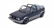 VOLKSWAGEN Golf Cabriolet Bel Air 1992 Blue 1:18 Norev 188404