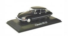 CITROEN DS23 Presidential Election Valery Giscard d'Estaing 1974 Black 1:43 Norev 2696015