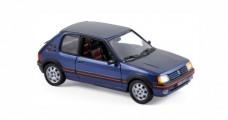 PEUGEOT 205 GTi 1.9 1992 Met Blue 1:43 Norev 471704