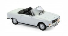 Peugeot 304 S Cabriolet 1973 White 1:43 Norev 473410