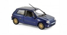 Renault Clio Williams 1996 Blue 1:43 Norev 517521