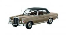Mercedes-Benz 280 SE Cabriolet W111 Year 1968 Beige 1:18 Norev B66040629