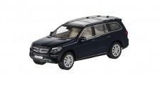 Mercedes-Benz GL Class 2012 Blue 1:43 Norev B66960095