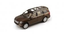 Mercedes-Benz GL Class 2012 Brown 1:43 Norev B66960096