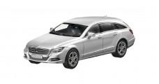 Mercedes Benz CLS 2012 Silver 1:43 Norev B66960112