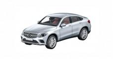 Mercedes GLC Coupé diamond silver 1:18 Norev  B66960804