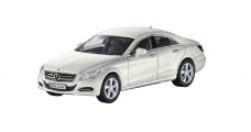Mercedes Benz CLS-Class Diamond White 1:43 Norev B66961294
