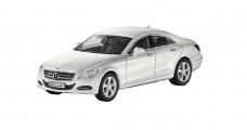 Mercedes Benz CLS-Class Diamond White 1:43 Norev B66961294