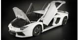 Lamborghini Aventador LP 700-4 White 1:8 Pocher HK101