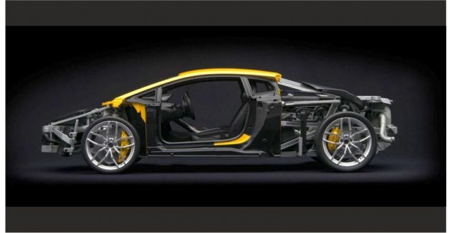 Pocher Hk106 Lamborghini Huracan Lp 610 4 Midas Pearl