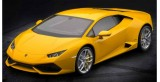 Lamborghini Huracan LP 610-4 Giallo Midas Pearl Effect (metallic Yellow) 1:8 Pocher HK106