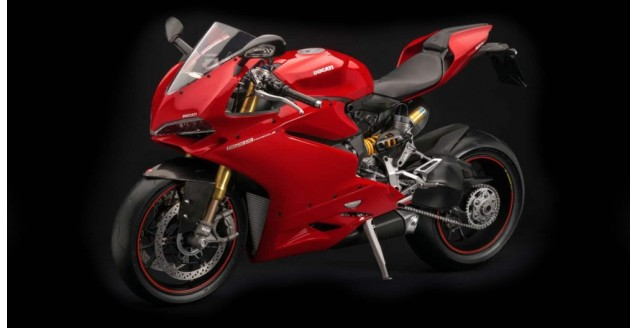 Ducati Superbike 1299 Panigale S Red 1:4 Pocher HK107