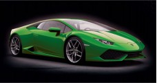 Lamborghini Huracan LP 610-4 Verde Mantis Metallic Green 1:8 Pocher HK109