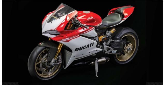 Ducati Superbike 1299 Panigale S Anniversario 1:4 Pocher HK110