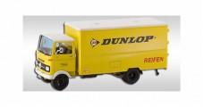 Mercedes-Benz LP608 Service truck Dunlop Renndienst Yellow 1965 1:43 Premium Classixxs 12506
