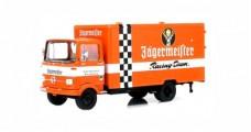Mercedes-Benz LP 608 Jägermeister Truck Orange 1:43 Premium Classixxs 12501
