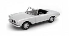Mercedes-Benz 280 SL Pagoda 1968-1971 Silver 1:12 Premium Classixxs PRE40000